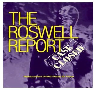 Roswell Alien Report